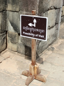 Possibility of Visit